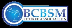 BCBSM Retiree Association Logo